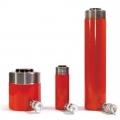Hidrauliniai vienkrypčiai cilindrai su spyruokle