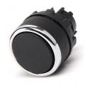 Mygtuko galvutė (su fiksacija) BDFH juoda