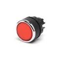 Mygtuko galvutė (su fiksacija) BDFK raudona